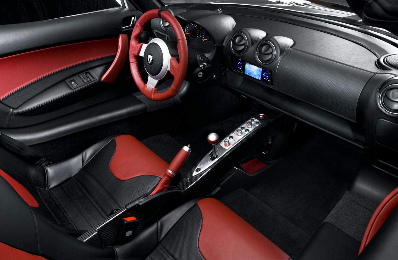 Custom Car Interior Ideas